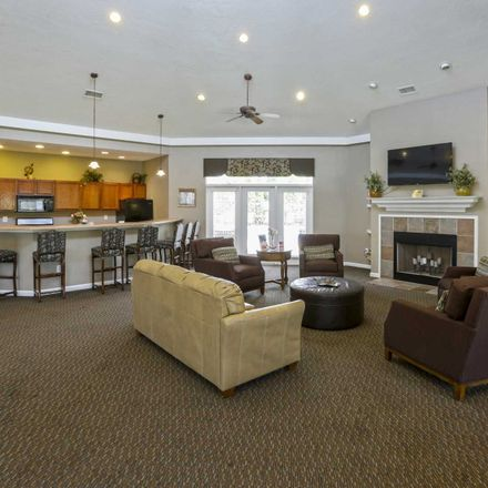 Rent this 3 bed apartment on 8513 Sierra Ridge Drive in Fox Hollow, IN 46239