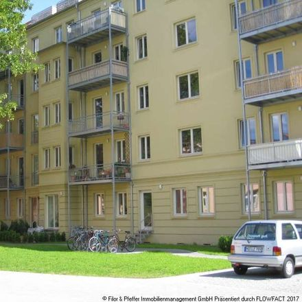 Rent this 1 bed apartment on Große Diesdorfer Straße 248 in 39108 Magdeburg, Germany