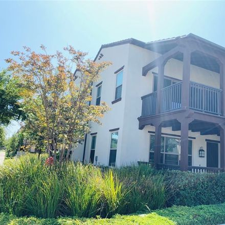 Rent this 2 bed townhouse on Damsel in Irvine, CA 92620