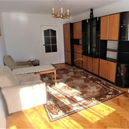 Rent this 3 bed apartment on Spadochroniarzy 5E in 20-043 Lublin, Poland