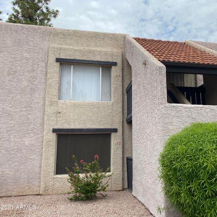 Rent this 2 bed apartment on 1927 East Hampton Avenue in Mesa, AZ 85204