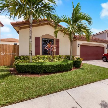 Rent this 3 bed house on 17573 Southwest 155th Court in Lindgren, FL 33187