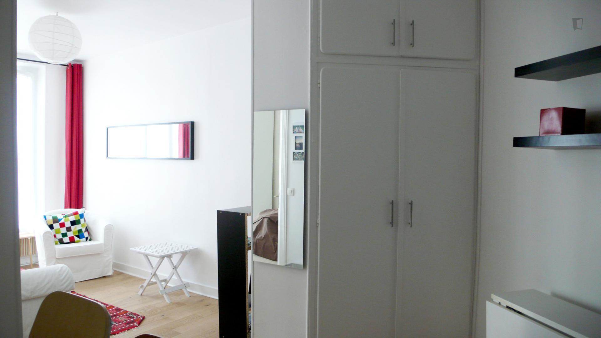 1 bed apartment at 47 Rue Letellier, 75015 Paris, France ...