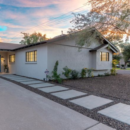 Rent this 3 bed house on 8203 East Turney Avenue in Scottsdale, AZ 85251