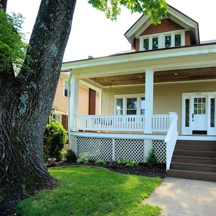Rent this 2 bed house on 2733 Willard Avenue in Norwood, OH 45209