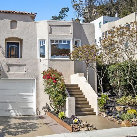 Rent this 2 bed house on 526 Ulloa Street in San Francisco, CA 94127