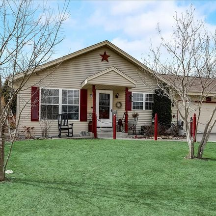 Rent this 5 bed house on 1639 Falcon Drive in Hartford, WI 53027