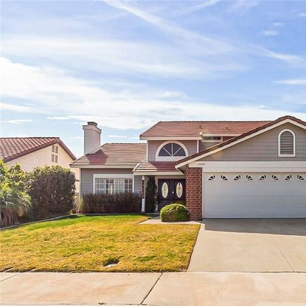 Rent this 4 bed house on 24369 Mesa Ridge Lane in Moreno Valley, CA 92557