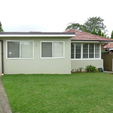 Rent this 1 bed apartment on 61 Balaclava Rd