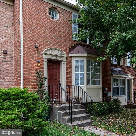 Rent this 3 bed townhouse on 8114 Fenwick Court in Laurel, MD 20707