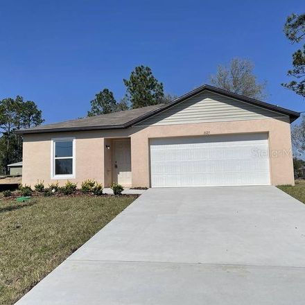 Rent this 4 bed house on West Babcock Place in Citrus Springs, FL 39934