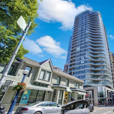 Rent this 1 bed apartment on Bloor in Toronto, ON M5R 1B9