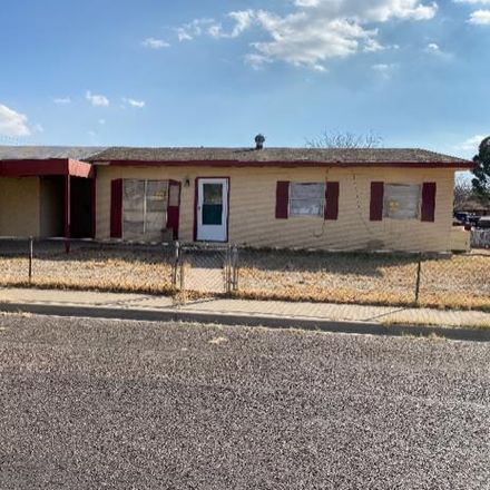 Rent this 3 bed house on 1503 West Charles Street in Odessa, TX 79763