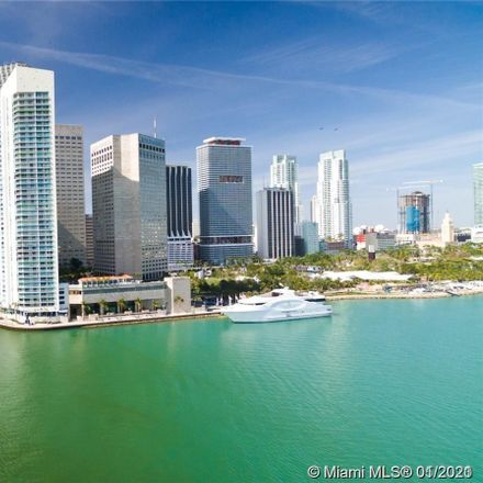 Rent this 2 bed condo on 325 Biscayne Boulevard in Miami, FL 33131