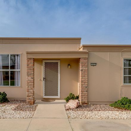 Rent this 2 bed apartment on 10023 West Thunderbird Boulevard in Sun City, AZ 85351