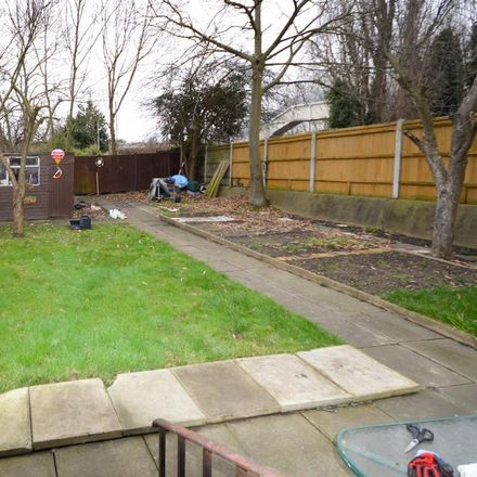 Rent this 3 bed house on Joan Crescent in London SE9 5RP, United Kingdom