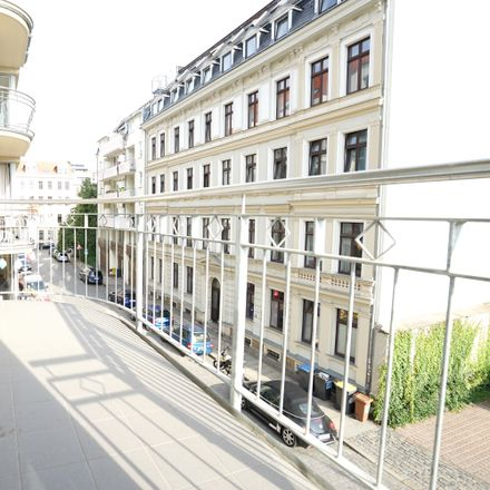 Rent this 1 bed apartment on Alexanderstraße 43-47 in 04109 Leipzig, Germany