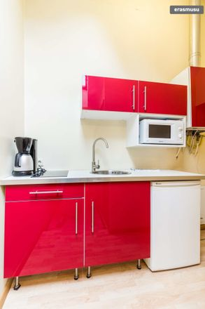 Rent this 2 bed apartment on Šv. Stepono g. in Vilnius 01138, Lithuania