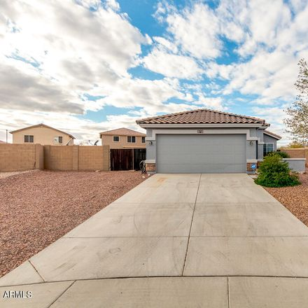 Rent this 3 bed house on 512 South 222nd Lane in Buckeye, AZ 85326