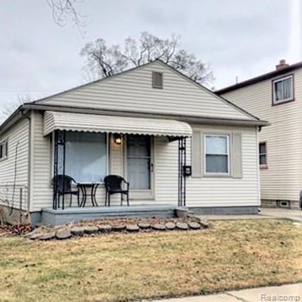Rent this 3 bed house on 17980 Ruth Street in Melvindale, MI 48122