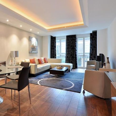 Rent this 1 bed apartment on 10 Lancelot Place in London SW7 1TW, United Kingdom