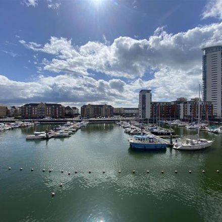 Rent this 2 bed apartment on York Court in Victoria Quay, Swansea SA1 3XE