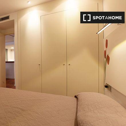 Rent this 1 bed apartment on Sant Pere in Santa Caterina i la Ribera, Barcelona