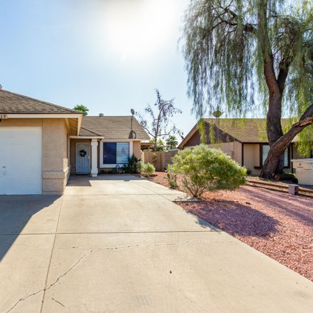 Rent this 2 bed apartment on 5719 North 67th Drive in Glendale, AZ 85303
