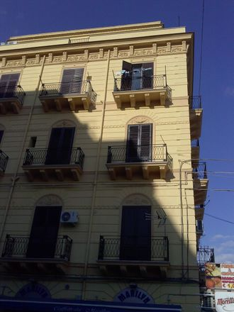 Rent this 1 bed apartment on Via Paolo Balsamo in 21, 90123 Palermo PA