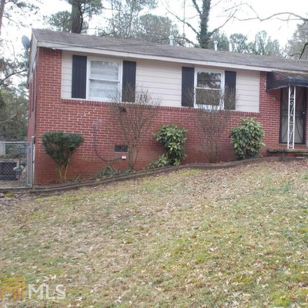 Rent this 3 bed house on Bonneville Ter NW in Atlanta, GA