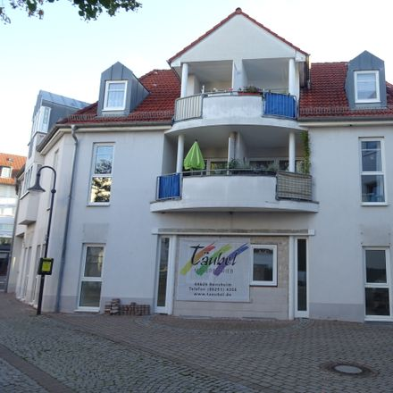 Rent this 2 bed apartment on Am Bürgerhaus 10 in 64625 Bensheim, Germany