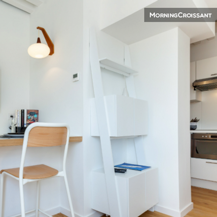 Rent this 1 bed apartment on 7 Quai Jules Courmont in 69002 Lyon, France