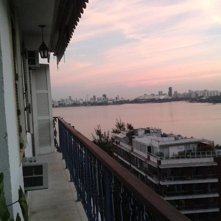 Rent this 2 bed apartment on Avenida Alexandre Ferreira in Lagoa, Rio de Janeiro - RJ