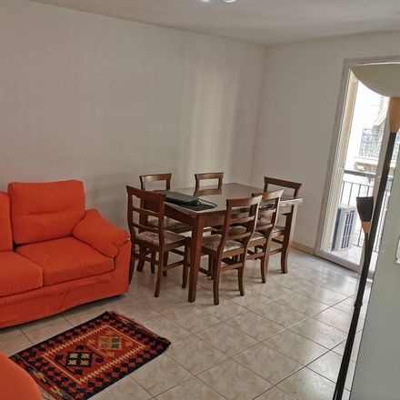 Rent this 2 bed apartment on 23 Rue Saint-Philippe in 06000 Nice, France