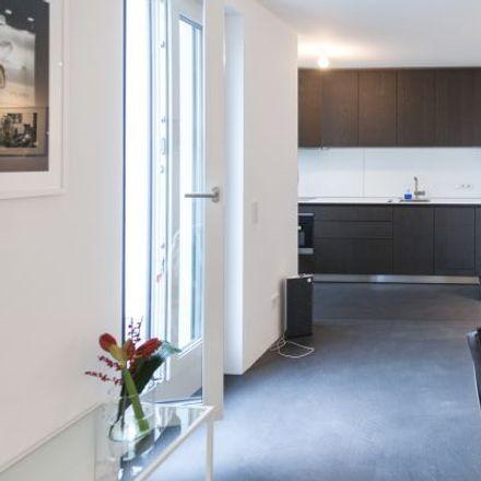 Rent this 3 bed apartment on Krifteler Straße 15 in 60326 Frankfurt, Germany