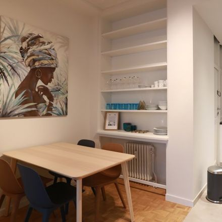 Rent this 1 bed apartment on Tunnel Bailli - Baljuwtunnel in Avenue Louise - Louizalaan, 1000 Ville de Bruxelles - Stad Brussel