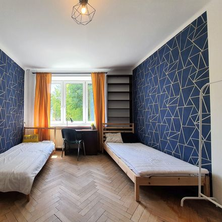 Rent this 3 bed room on Balladyny 1 in 02-553 Warsaw, Poland