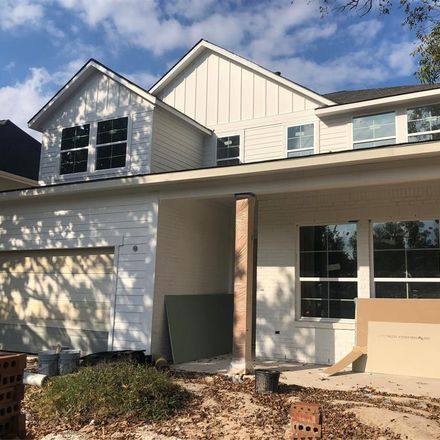 Rent this 5 bed house on 970 Lamonte Lane in Houston, TX 77018