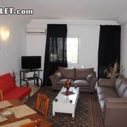 Rent this 2 bed apartment on ضفاف البحيرة in Tunis, Tunisia