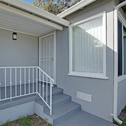 Rent this 3 bed house on 2408 77th Avenue in Oakland, CA 94621