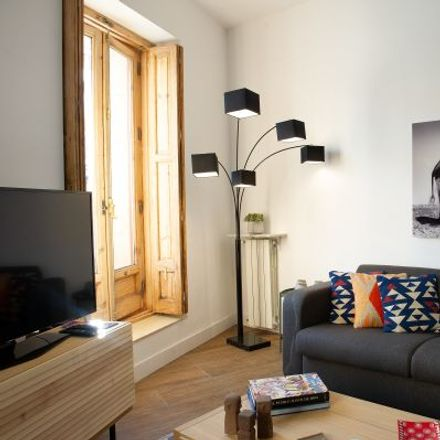 Rent this 3 bed apartment on Plaza de Isabel II in 5, 28013 Madrid