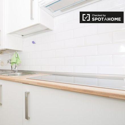 Rent this 1 bed apartment on Calle Antonio del Campo in 28701 San Sebastián de los Reyes, Spain