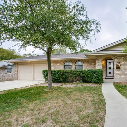 Rent this 3 bed house on Mount Ida Dr in San Antonio, TX