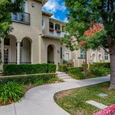Rent this 3 bed townhouse on 72 Modesto in Irvine, CA 92602