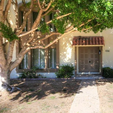 Rent this 2 bed townhouse on 8314 East Orange Blossom Lane in Scottsdale, AZ 85250