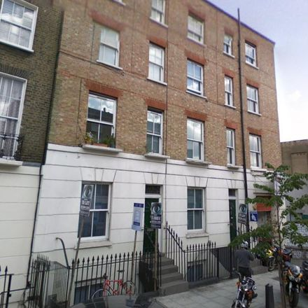 Rent this 1 bed apartment on 15 Acton Street in London WC1X 9NG, United Kingdom