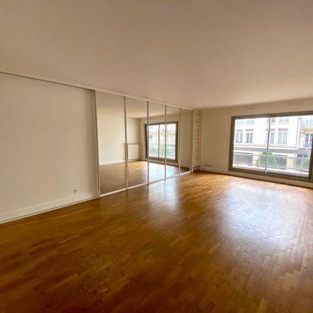 Rent this 3 bed apartment on Rue de Vaugirard in 75015 Paris, France