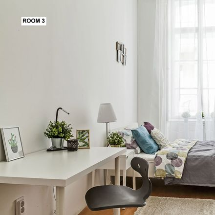 Rent this 8 bed room on Budapest in Bajcsy-Zsilinszky út 17/B, 1061