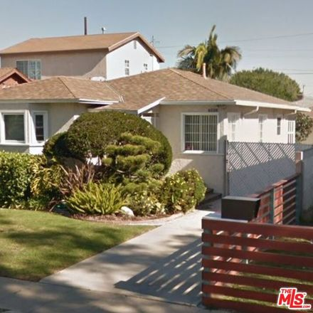 Rent this 3 bed house on 4336 Lyceum Avenue in Culver City, CA 90066