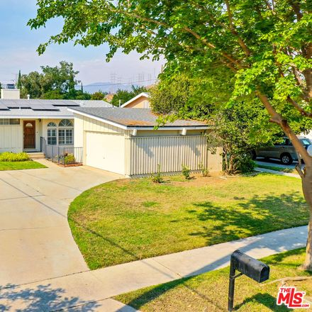 Rent this 4 bed house on 15959 Simonds Street in Los Angeles, CA 91344